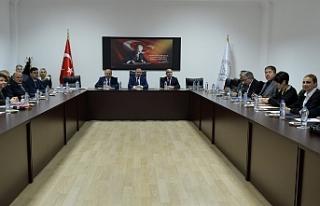 BEÜ Kalite Komisyonu Paydaşlarla Bir Araya Geldi