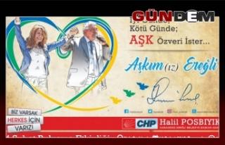 """Halil Posbıyık'tan """"14 Şubat"""" etkinliği"""