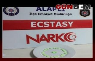 İstanbul'dan getirdiler, Alaplı'da yakalandılar