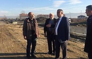 MHP'li Başkan adayı Bıyık ile Koçyazı Mahallesi...