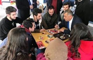 MHP'li Başkan adayı Erdoğan Bıyık dur durak...