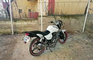 Motosikletle tehlikeli seyir pahalıya patladı