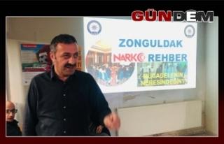 """""""Narkorehber"""" vatandaşa tanıtılıyor"""