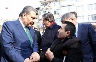 """Sağlık Bakanı: """"AK Parti hükümetleri döneminde..."""