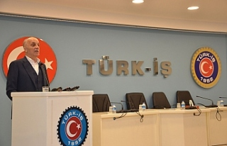 TÜRK-İŞ, Mobbing İle Mücadele Sempozyumu düzenledi