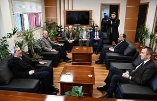 Vergili İl Tarım ve Orman Müdürü Çetin Ayvalık...