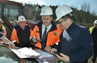 Yenice Orman İşletme Müdürlüğünde FSC denetimleri...