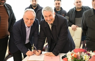 24 ayda, 29 maaş ödedi… Toplu sözleşmeyi imzaladı…
