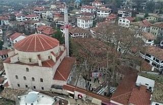 358 yıllık Köprülü Mehmet Paşa Camii yeniden...