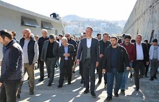AK Parti balıkçı esnafını dinledi