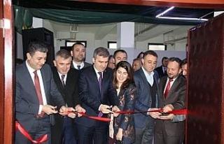 Akçakoca'da Bilim evi törenle açıldı