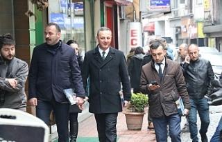 """Alan """"Zonguldak için gereğini yapmak boynumuzun..."""