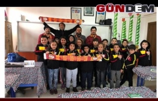 Amaç, Galatasaray sevgisini gelecek nesillere aşılamak..