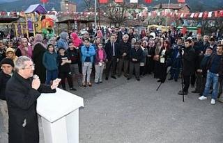 Başkan Vergili, mahalle toplantılarını sürdürüyor