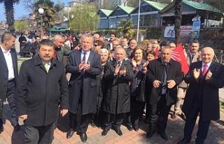 Bülent Kantarcı'dan Şenol Şanal'a destek...
