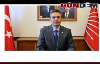 CHP Genel Başkan Yardımcısı Salıcı geliyor