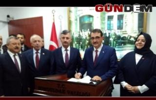 Dönmez ve Selçuk Zonguldak'ta