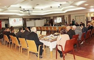 Düzce'de Orman ürünleri sanayicileri OSB için...