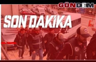 Eş zamanlı FETÖ operasyonu: 9 kişi tutuklandı