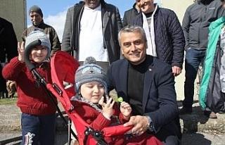 """Güven, """"Yenice'yi AK Parti belediyeciliği ile..."""