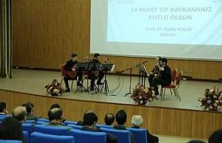 KBÜ'de 14 Mart Tıp Bayramı kutlandı