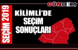 Kilimli'de 31 Mart Yerel Seçimi'ni kazanan isim...