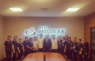 Medikar Hastanesi 'Bebek Dostu Hastane' ünvanını...