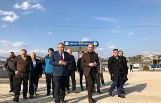 MHP'li başkan adayı Bıyık projeleri için ön...
