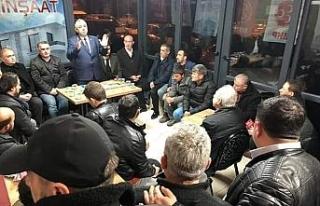 MHP'li başkan adayı Bıyık'tan yoğun program