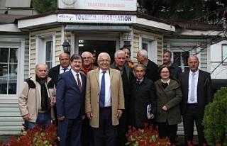 Posbıyık'dan Erol'a ziyaret