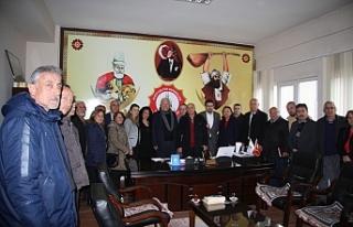 """Posbıyık:""""Aleviler Cumhuriyet'in sigortasıdır"""""""