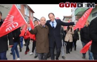 Şanal'dan Bahçelievler'de gövde gösterisi