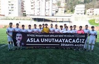 Kaan Arslan seni ve güler yüzünü asla unutmayacağız'
