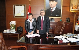 Tatbikat Camisi protokolü imzalandı