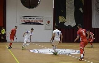 Üniversitelerarası Futsal 2. Lig müsabakaları