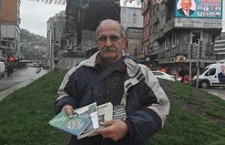 Yazar Tuncer, Güneş'e Hasret II'yi çıkardı
