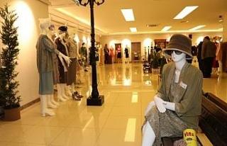 45 yıllık kıyafetlerle geçmişe yolculuk