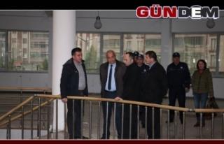 Başkan Bozkurt Çalışmaları İnceledi