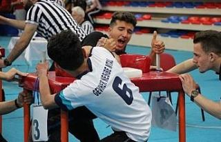 Bilek Güreşi Gençler Türkiye Şampiyonası sona...