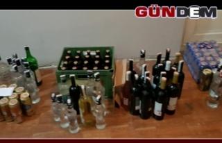 Ereğli'de iş yerlerine alkol denetimi!..