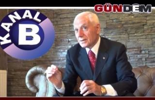 Gözün aydın Zonguldak! Kanal B uydudan duyuracak!