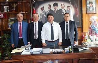 İl Genel Meclisi üyelerinden GMİS'e ziyaret