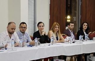Kalkınma Ajansları PYB toplantısı Kütahya'da...