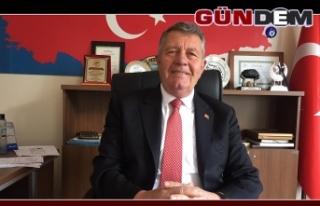 """ŞERAFETTİN NAS: """"62 MUHTARDAN 26'SI DEĞİŞTİ"""""""
