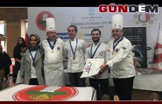 Zonguldak BEÜ Öğrencilerinin Başarısı