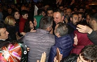 Zonguldak'ta AK Parti'de Büyük Coşku...