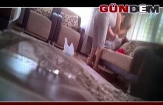 2 yaşındaki kızını döven anneye hapis cezası!..