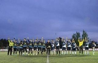 Altın Safran Kurumlararası futbol turnuvasında...
