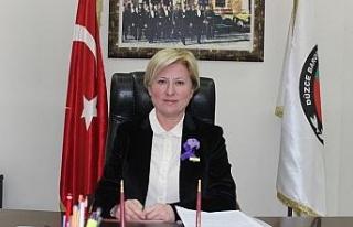 Baro Başkanı Azade Ay, Türkçülük Günü'nü...