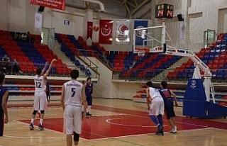 Basketbol Yıldızlar Türkiye Birinciliği müsabakaları...